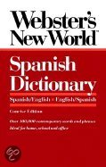 Webster's New WorldTM Spanish Dictionary