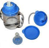 Jippie's - Peuter 4-in-1 Drinkbeker - Blauw