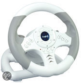 Topdrive Wireless Steering Wheel (Bluetooth) & Foot Pedals