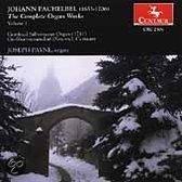 Pachelbel: The Complete Organ Works Vol 1 / Payne