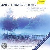 Songs . Chansons . Elegies
