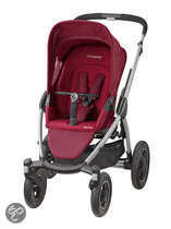 Maxi Cosi Mura Plus 4 - Kinderwagen - Robin Red - 2015
