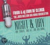 Dj Eddy Declercq With The Ja Friso - Night & Day