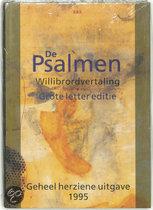 De Psalmen / Willibrordvertaling 1995 / deel Grote letter editie