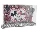 Minnie & Mickey tas en kwasten