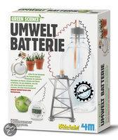 Green Science Natuurlijke Batterij