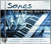 Various - Songs,The Piano Edition