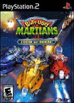 Butt Ugly Martians Zoom or Doom /PS2