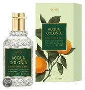 4711 Acqua Colonia Blood Orange & Basil - 170 ml - Eau de cologne