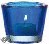 Leonardo Contessa Waxinelichthouder - Blauw