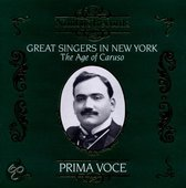 Great Singers In New York The Age Of Caruso