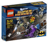 LEGO Super Heroes Catwoman Catcycle City - 6858