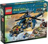 LEGO Luchtdefensie Eenheid - 8971