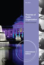 Theories of Public Organization, International Edition