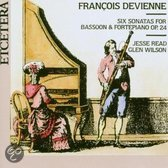Six Sonatas for Bassoon & Basso Continuo Op 24