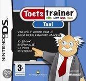 Toetstrainer Taal