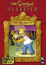 The Simpsons Too Hot For TV