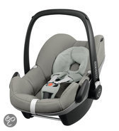 Maxi-Cosi Pebble Q Design - Autostoel - Grey Gravel - 2015