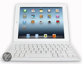 Logitech UltraThin keyboard cover voor iPad 2,3,4  - Wit