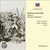 Romantic Overtures Vol 4 Overtures Of Old Vienna