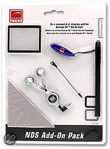 5-in-1 Accessoire Pakket voor Nds Lite