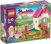 LEGO Belville Speels hondje - 7583
