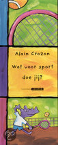 Wat voor sport doe jij?