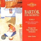 Bartok & Kodaly For Orchestra