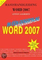 Basishandleiding Word 2007 in een oogopslag