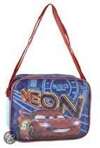 Disney Cars Neon - Schoudertas - Kinderen - Blauw