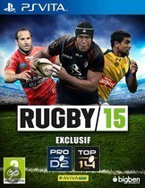 Rugby 15  PS Vita