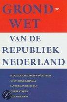 Grondwet Van De Republiek Nederland