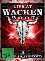 Live At Wacken 2007