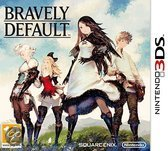 Bravely Default - 2DS + 3DS