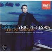 Grieg: Lyric Pieces / Leif Ove Andsnes