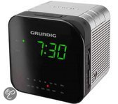 Grundig Sonoclock 590 - Klokradio - Grijs