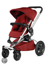 Quinny - Buzz Xtra Kinderwagen - Red Rumour 2015