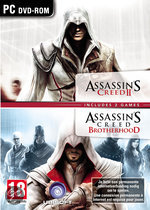 Assassin's Creed 2 + Assassin's Creed Brotherhood - 2 pack