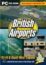 British Airports, Volume 3, South & South West England (fs 2002 + 2004 Add-On) - Windows