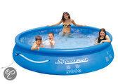 Speedy Pool Opblaasbaar Zwembad - 300 cm - Inclusief Filterpomp