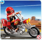 Playmobil Chopper - 5113