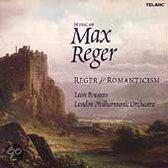 Music of Max Reger Reger Romanticism Botstein London PO