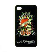 Opklikhoesje 'True' Ed Hardy voor iPhone 4