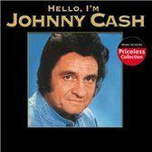 Hello, I'm Johnny Cash