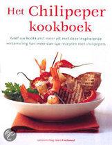 Het Chilipeper kookboek