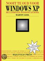 Nooit Te Oud Voor Windows Xp