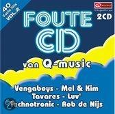 De Foute Cd Van Q Music Vol. 2