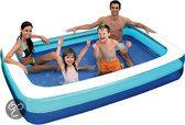 Summer Stars Familie Zwembad - 200x150x48cm