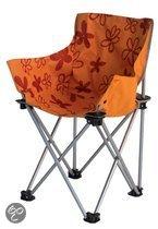 Eurotrail Xavier Kinder Campingstoel - Oranje