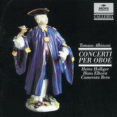 Albinoni: Concerti per Oboe / Holliger, Elhorst